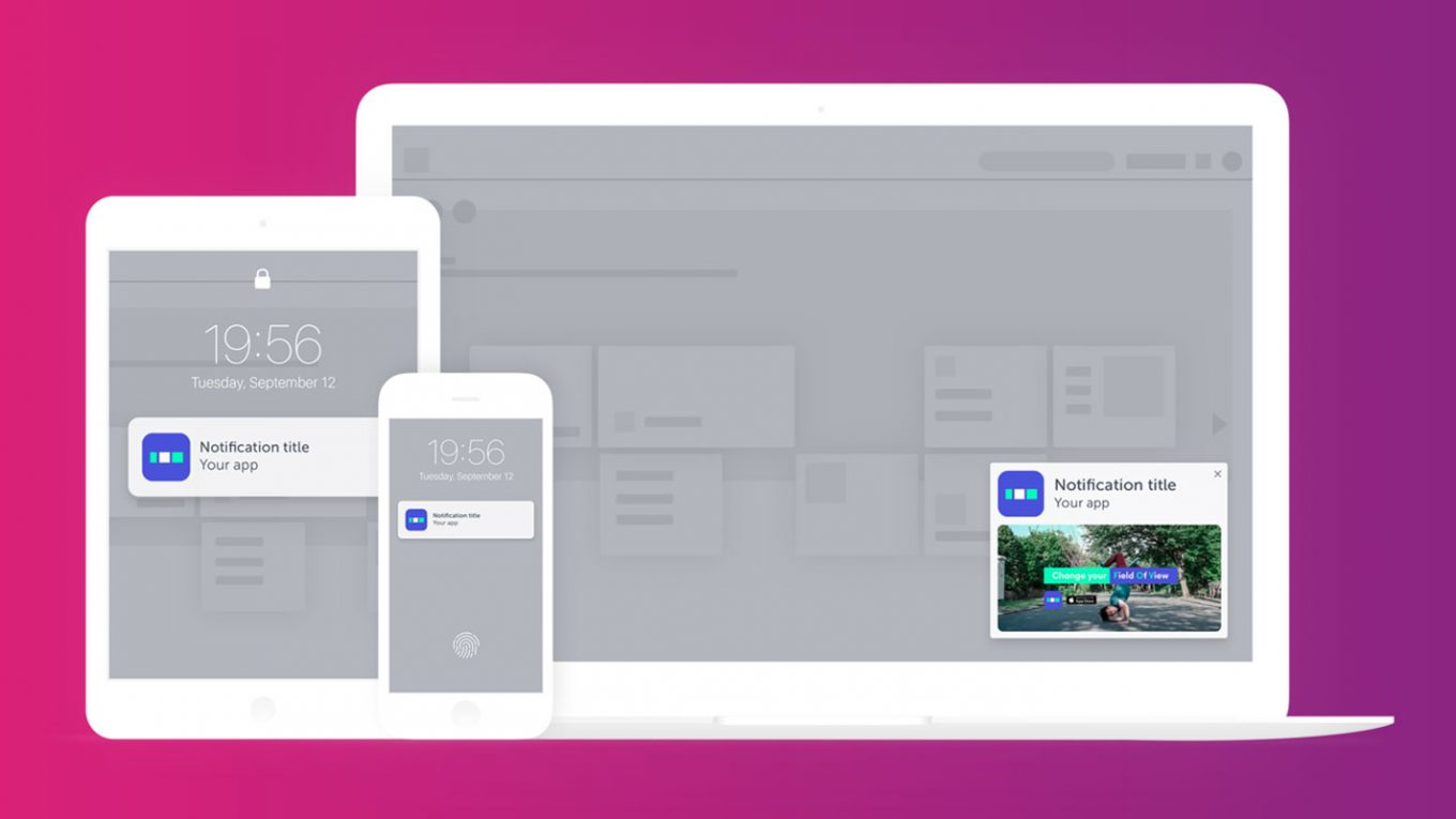 Push-notification advertising: how to set it up and why do you need it