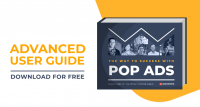 Download RichPops e-book about Popunders for FREE.Full guide about How monetize with popunder traffic with experts opnions
