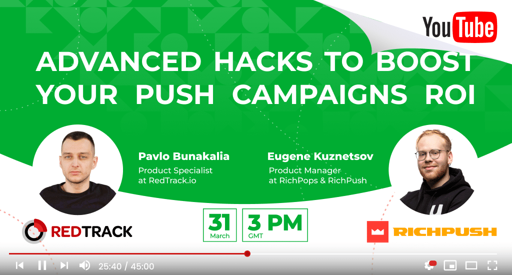 Boost ROI on Push Ads