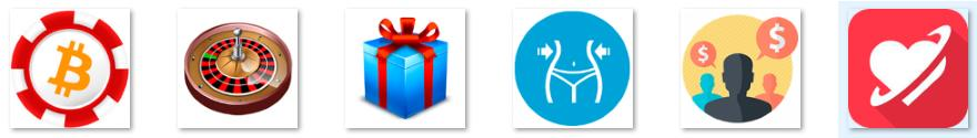 icons for push notifications