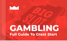 Materials on gambling webinar