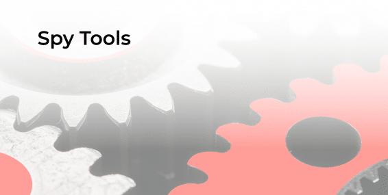 Best affiliate marketing Spy Tools