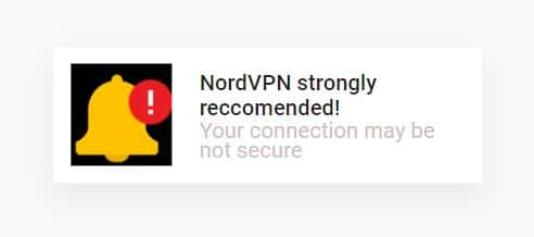 examples of creatives for VPN offers
