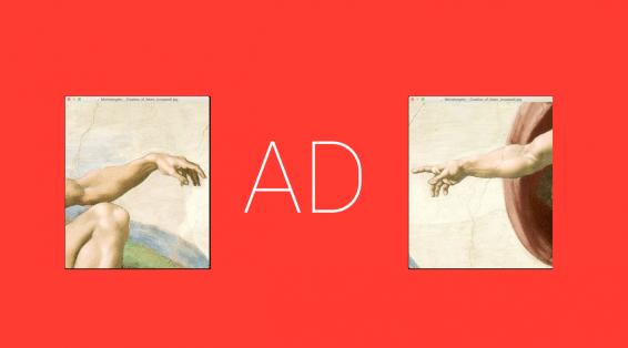 как создать рекламный баннер