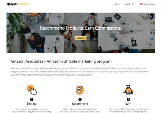 how to monetize a blog with affiliate programs