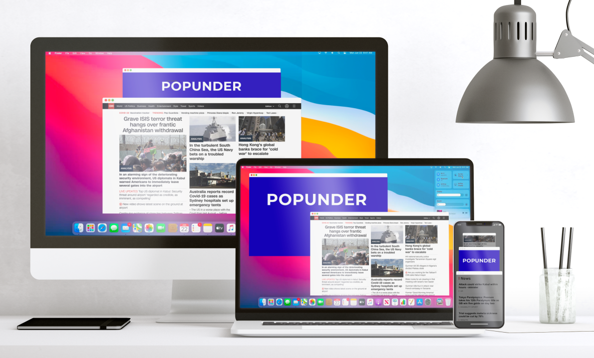 how to monetize your website with popunder ads